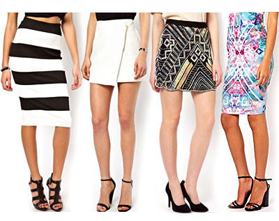 Building a Stylish Wardrobe – The Statement Skirt
