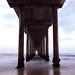 Scripps Pier - La Jolla - California by Nino H