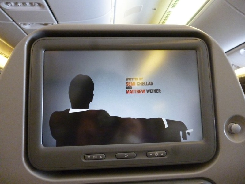 Mad Men binge on Emirates