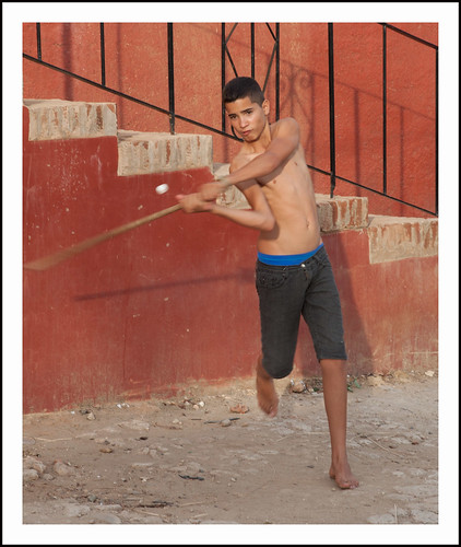 honkbal met een flesdop by hans van egdom