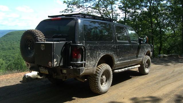 Ford Excursion Off Road >> Ford Excursion Overland Off Road Hobo Vista Bald Eagle State Forest 22 | Flickr - Photo Sharing!