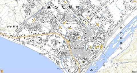 北海道新ひだか町(静内)
