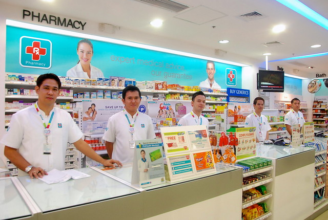Watsons Pharmacists