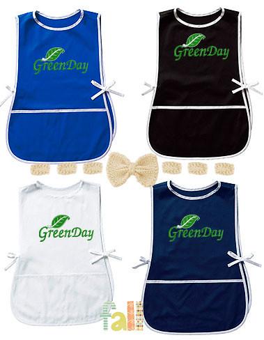 ผ้ากันเปื้อนแบบเอี้ยม by greencatalog