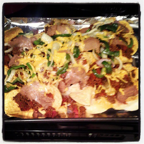 Doesn't everyone detox after the 4th with nachos?