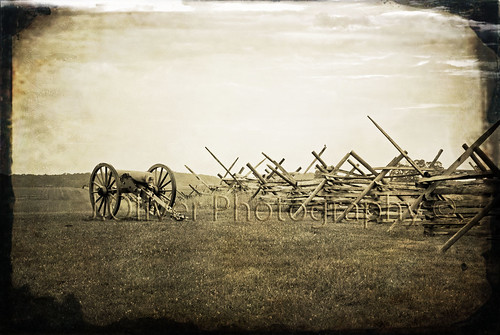 Lining up the Cannon