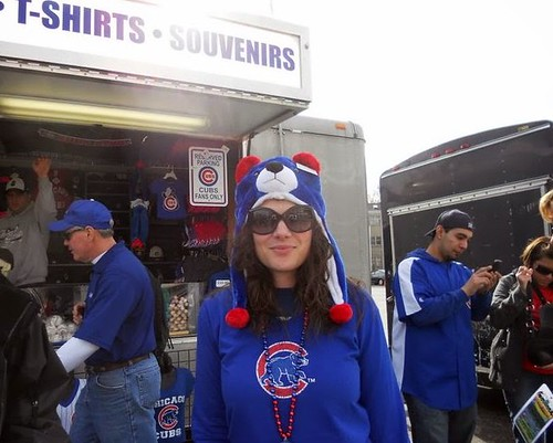 Cubs Fans buy stuff