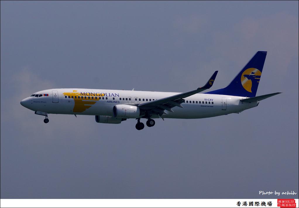 MIAT Mongolian Airlines EI-CXV-009