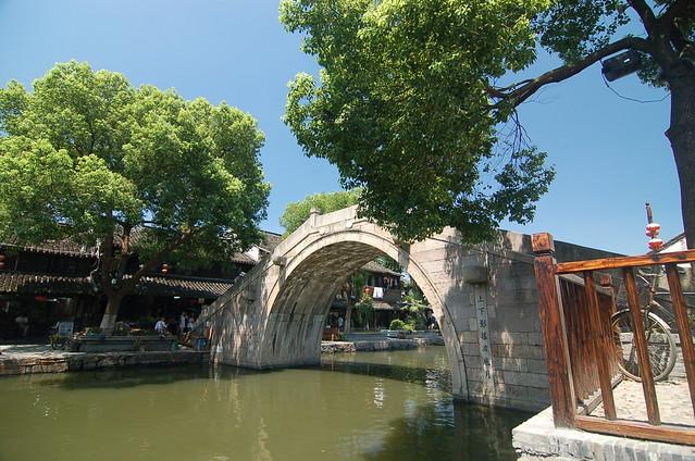 浙江西塘 西街 環秀橋