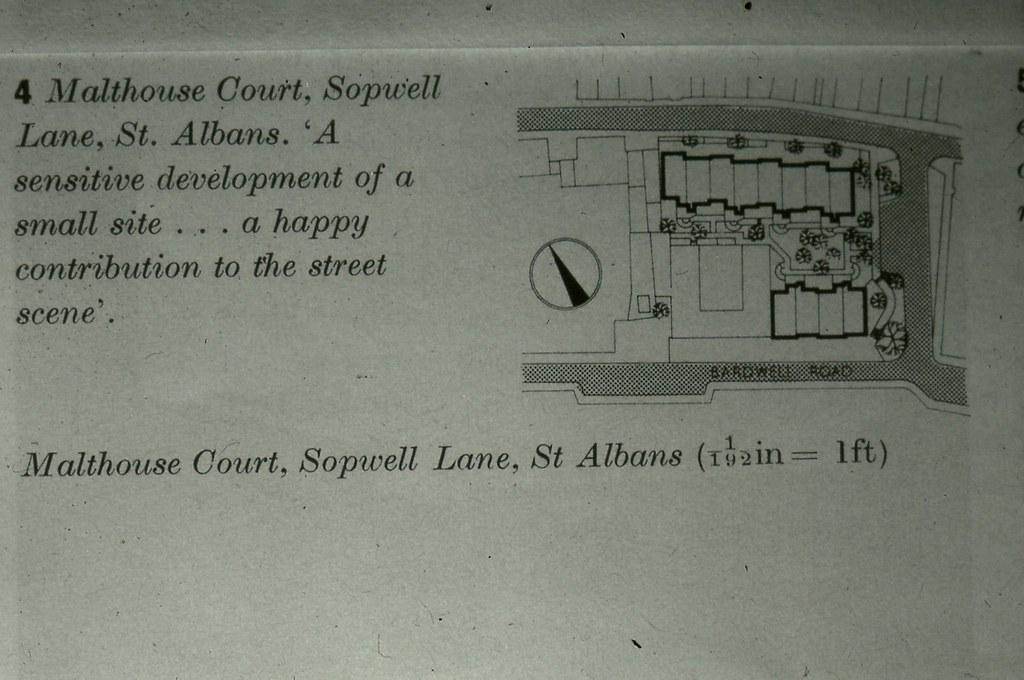 Housing Plan, St Albans