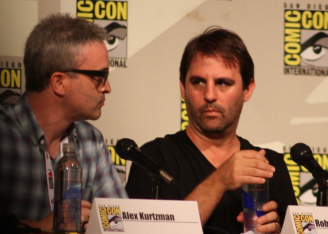Header of Alex Kurtzman