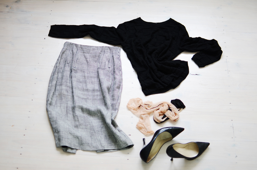 Black-white-outfit i