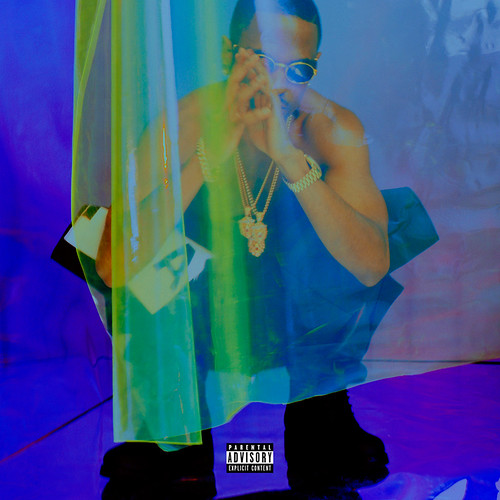 Big Sean  Hall of Fame Deluxe Album Cover