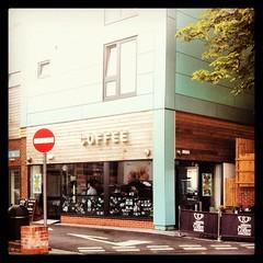 The Green Coffee Machine in Cheltenham