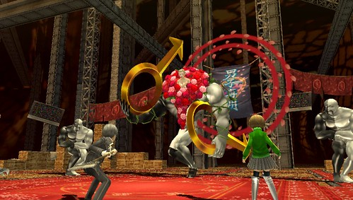 Shadow Kanji Boss Fight