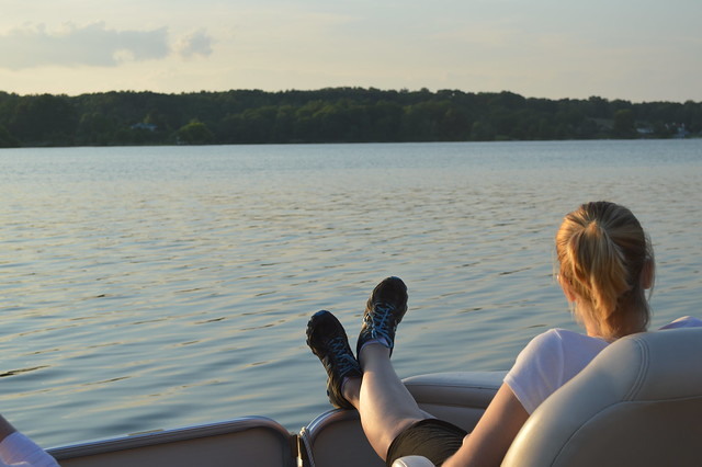 Claytor Lake is a perfect place to relax!