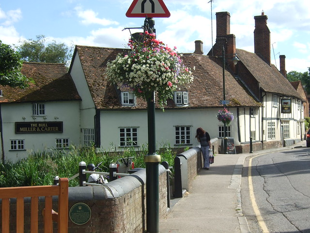 Wheathampstead high street