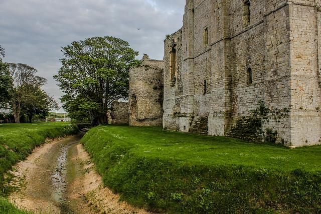 Castillo de Portchester