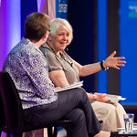 Scotland's National Poet Liz Lochhead |