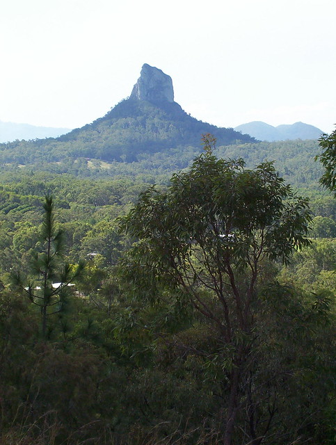 Glasshouse Mountains Lookout Cafe Menu