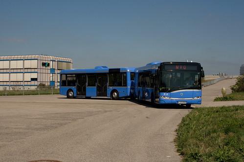 Der neue Buszug wird am Sonntag im MVG-Museum präsentiert