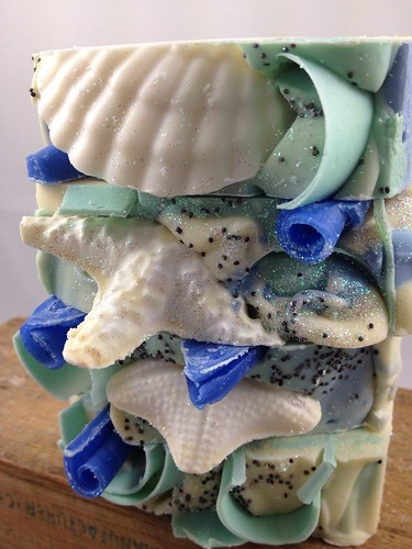 Tropical Waters Soap by The Daily Scrub