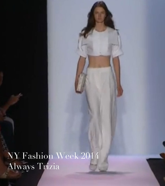 NY Fashion Week 2014 Always Trizia060