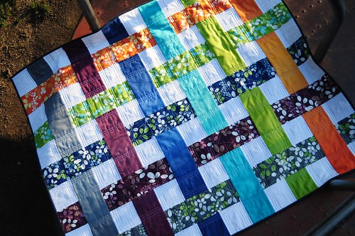 Easy Basket Weave Quilt Pattern : From blank pages grandma s lawn chair quilt pattern