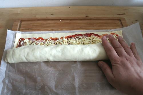 10 - Aufrollen / Roll up