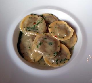 Mushroom - Mascarpone Ravioli