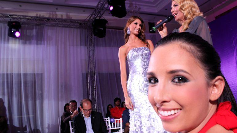 Mariale con Always Venezuela