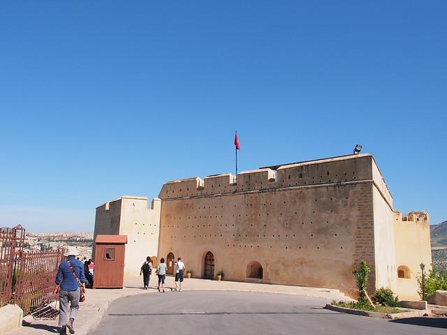 BORJ-SUD城堡俯視FES
