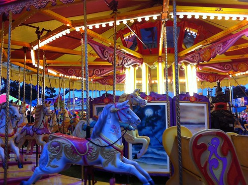 Perth Royal Show - Carousel