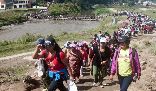 Dipankha Yatra 2013-2