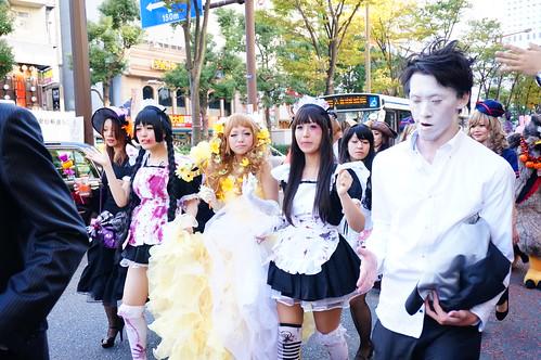 Kawasaki Halloween Parade 2013 86