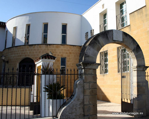 Jaén - Arjona - Antiguo Hospital de San Miguel 37 56' 6 -4 3' 16