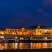 Dresden Elbterrassen Panorama by claudecastor