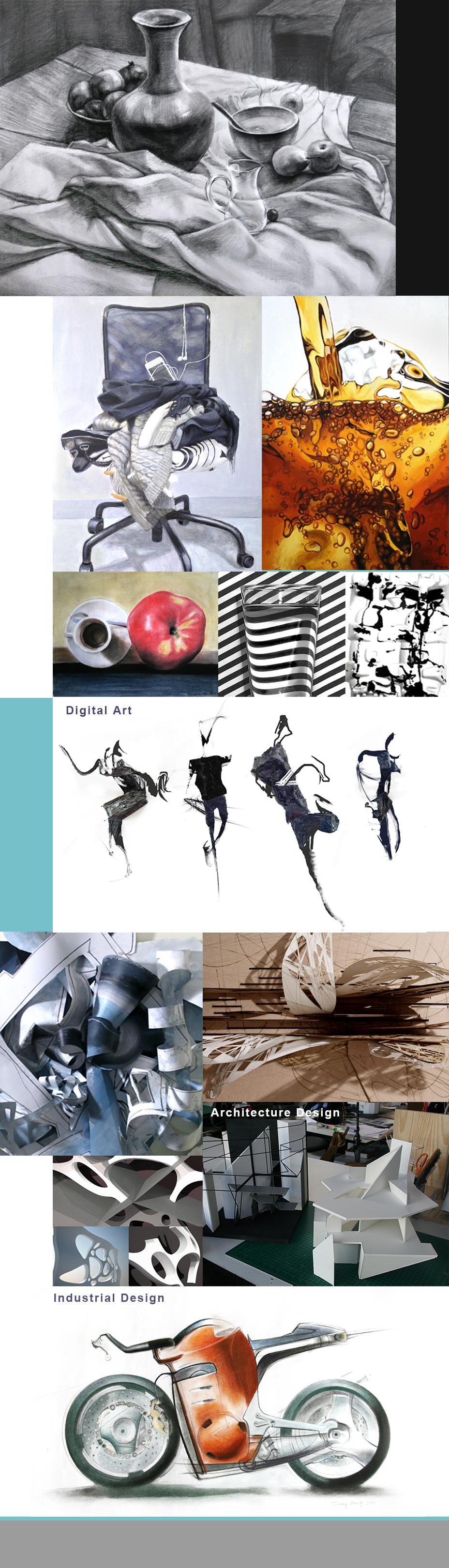 今日艺术与设计 Art & Design Today-艺术与设计名校升学指导(包括专业绘画基础)