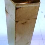 Pentagonal bronze box