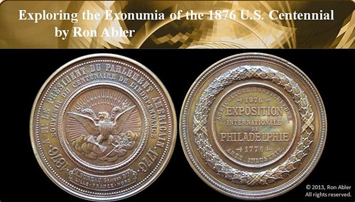 Centennial medals web site