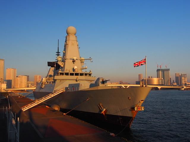 イギリス駆逐艦 デアリング