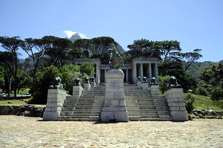 Image of Rhodes Memorial. capetown rhodes westerncape rhodesmemorial