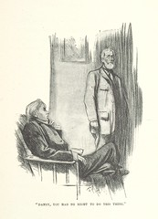 """British Library digitised image from page 233 of """"The Christmas Hirelings ... Illustrated by F. H. Townsend"""""""