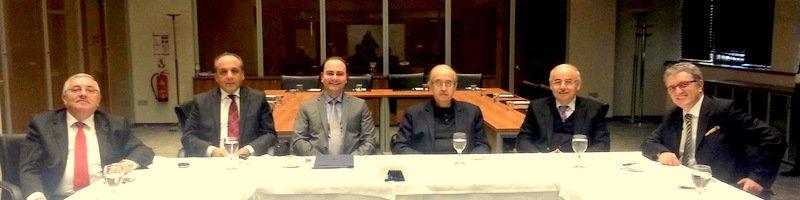 Vakıf Üniversitelerinin Mütevelli Heyeti Başkanları Üsküdar Üniversitesi'nde buluştu
