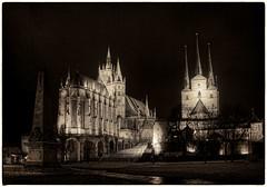 Erfurt - Dom und Severikirche 05