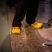 Fashionable Footwear by CastleIslandPhoto