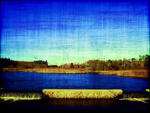 park lake water river print photography newjersey fishing image dam swamp newbrooklyn groovyal newbrooklynlake