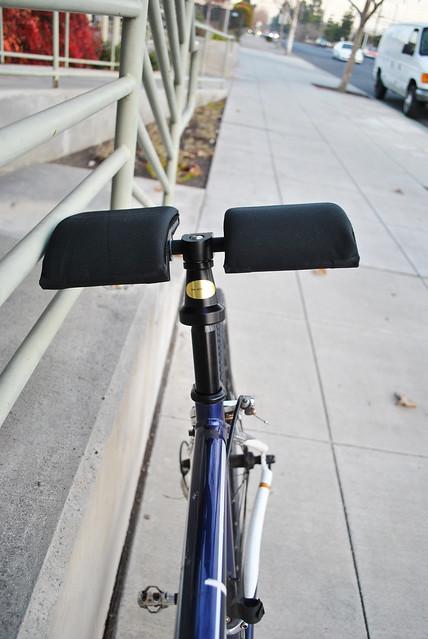 Dual Action Bike Seat 3