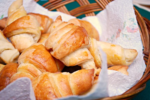 Easy Croissant Rolls
