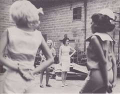 Glendale Community College 1966:Pom pon girls 2